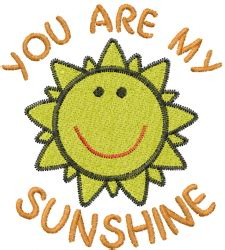embroidery design you are my sunshine you are my sunshine embroidery designs machine embroidery