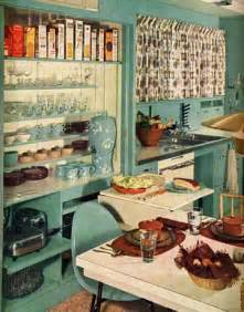 1950s Home Decorating Ideas Retro Kitchen Decor 1950s Kitchens