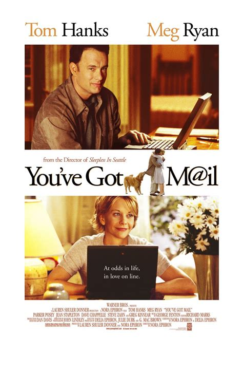Youve Got Mail 1998 Film You Ve Got Mail 1998 The Lighted