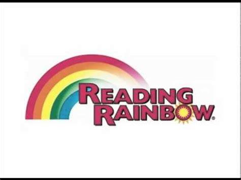 reading rainbow themes reading rainbow theme youtube