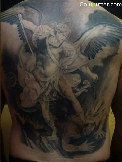 angel warrior tattoo warrior tattoos