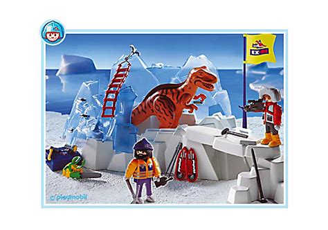 Calendrier De L Avent Playmobil Dinosaure Explorateurs Dinosaure 3170 A Playmobil 174