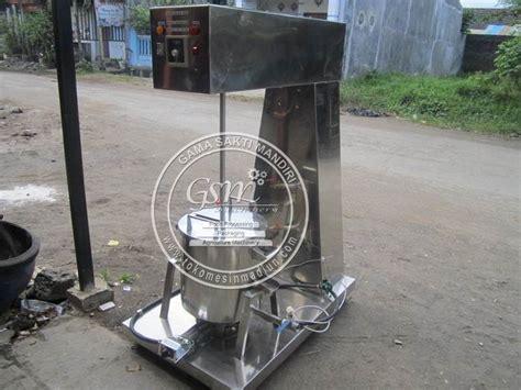 Mesin Pasteurisasi Pemanas Dengan Gas Elpiji mesin mixer pasteurisasi toko alat mesin usaha