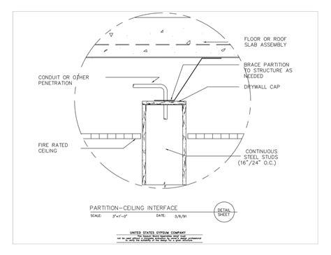 usg design studio vault ceiling details
