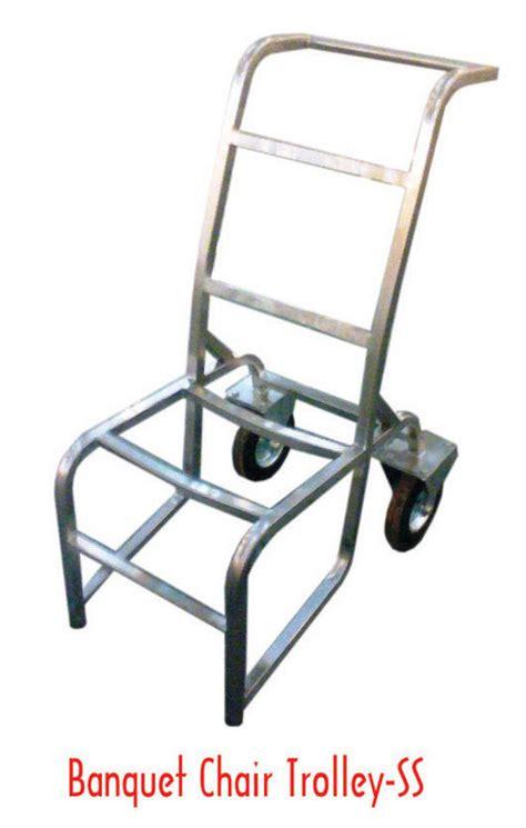 banquet chair trolley in bengaluru karnataka india