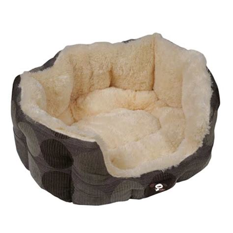 enclosed dog bed happy pet dog beds sale free uk delivery petplanet co uk