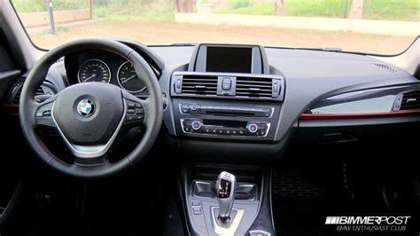 bmw 116i interior bmw 116i interior image 12