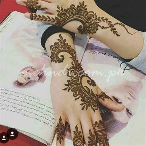 best design of arabic mehndi black mehndi arabic designs