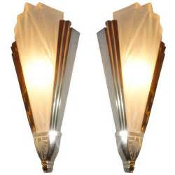 Inside Wall Sconces Deco Sconces From Degu 233 Modern Wall Deco And Modern
