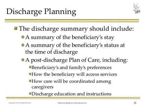 nursing home discharge planning abcs of care planning