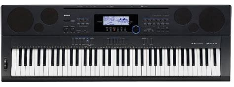 Keyboard Casio Wk 6500 casio wk 6500 review digital piano review guide
