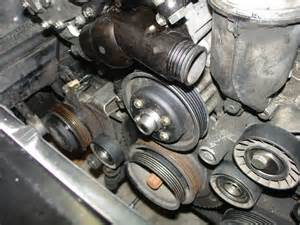 bmw e30 e36 water pump replacement 3 series 1983 1999