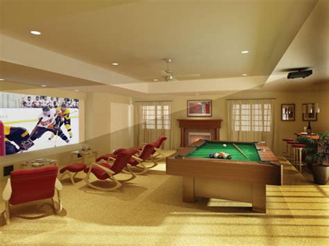 sarina bar and movie theater plan 009d 7522 house plans mother earth living game room and sports bar with 2 car