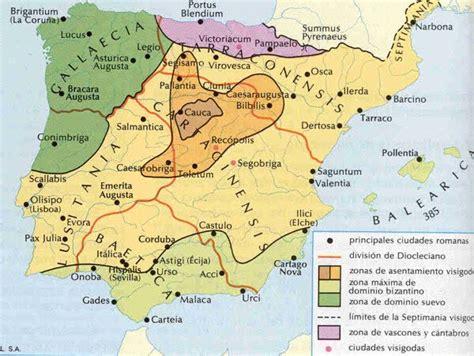 espaa como imperio hispania en el bajo imperio historia de espa 241 a