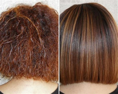 black short hair styles with keartin treatments keragreen smoothing keratin treatment before after