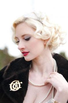 not too overdone down gatsby type hairstyles 20 s finger wave hair gotta get the finger wave technique