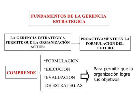 conceptos de administracion estrategica by manuel ricardo gerencia estrategica