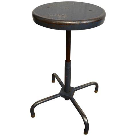 industrial adjustable stool industrial adjustable adjusto steel stool 16 stools