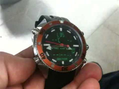 sector dive master il mio nuovo orologio profondimetro sector dive master