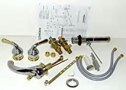 Moen 4570 Faucet Parts Moen T4570bn Monticello Two Handle Low Arc Bathroom Faucet