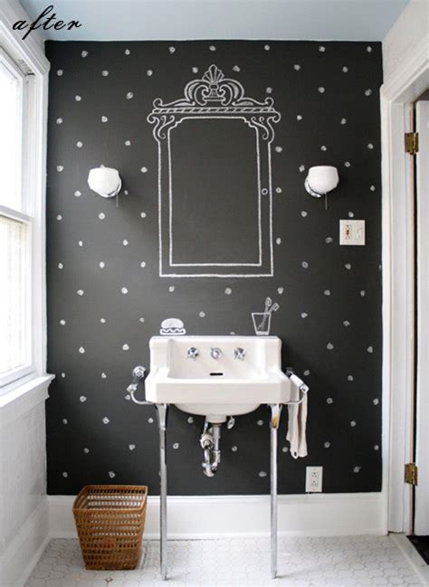 black wall paint chalkboard paint ideas for a blast of blackboard d 233 cor
