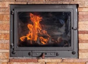 what is the best way to clean fireplace glass finest fires