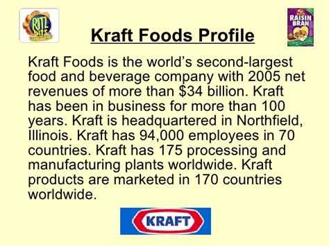 Kraft Foods Mba Program by Kraft Presentation 9 23 10