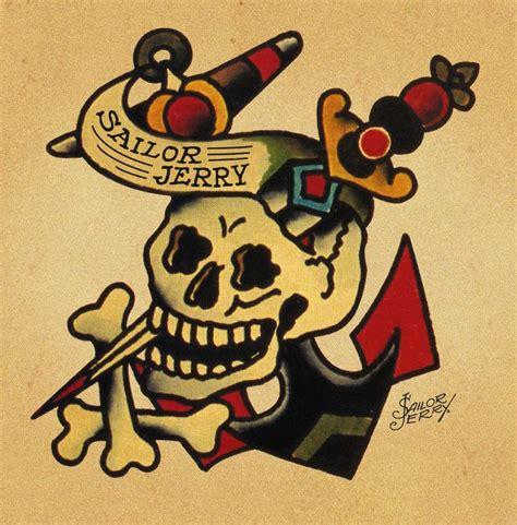 sailor jerry tattoo flash rise sailor jerry flash design