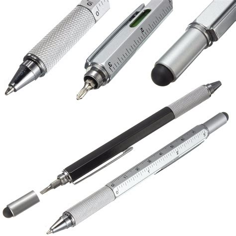 creative multifunction ballpoint pen with touch screen
