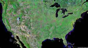 us map on earth united states map and satellite image