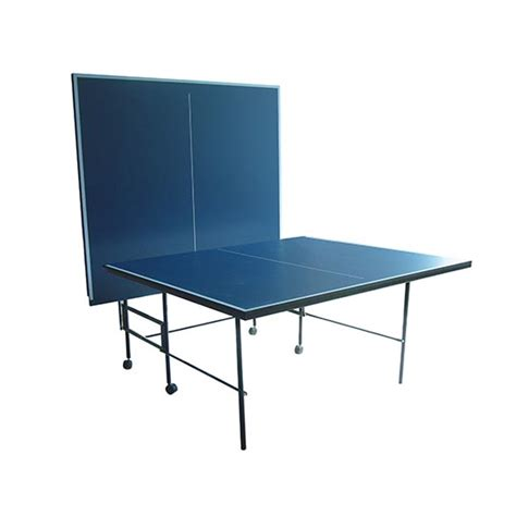 standard ping pong table