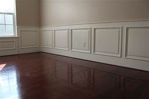 dining room wainscoting our home from scratch