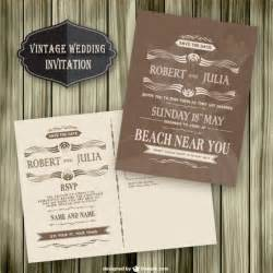 Vintage Invitations Templates by 301 Moved Permanently