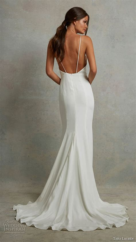 tara lauren spring  wedding dresses wedding inspirasi