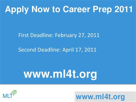 Ml4t Mba Prep by Cp 2011 Promo
