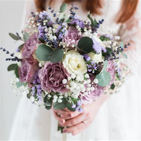 Purple Flowers Wedding by Inspiration Gallery For Purple Wedding Flowers Hitched Co Uk