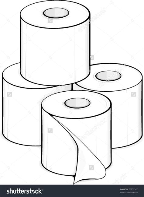 toilet paper roll of toilet paper clipart clipground