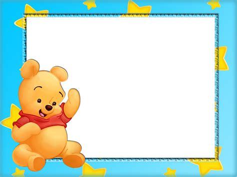 imagenes de winnie pooh para guardar marcos bebe marcos e im 225 genes para fotos pinterest