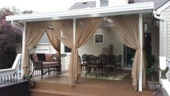 deck patio cover central jersey deck patio covers carports by