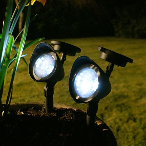garden solar spot lights solar lighting for your garden