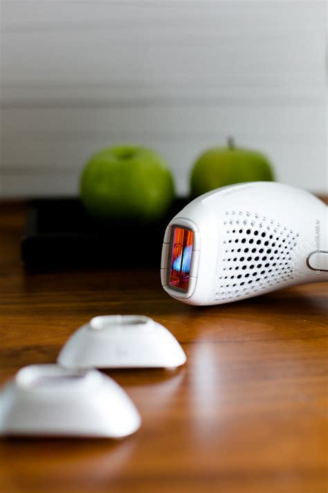 haarentfernung laser für zuhause test test haarentfernung mit ipl philips lumea
