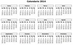 Calendã E Feriados 2014 Calend 225 2014 Brasil 171 Peregrino Mutante