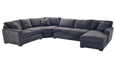 4 piece sectionals artemis 4 piece sectional hom furniture