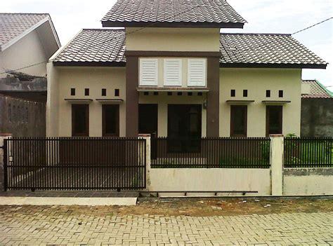 Rumah Minimalis Taman Harapan Permai
