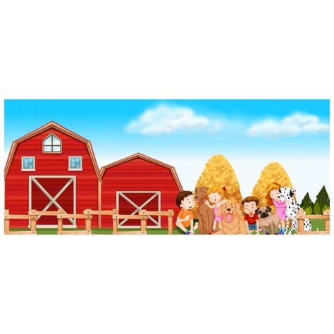farm layout design software free download farm background design vector free download