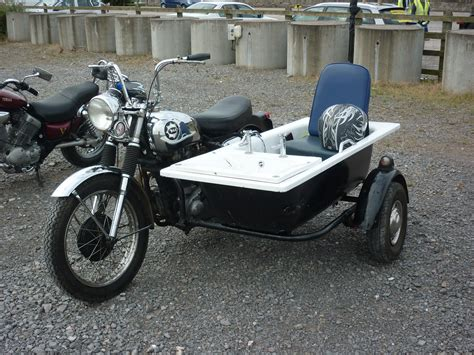 motorcycle sidecar motorcycle and bath sidecar classiccarsdriven