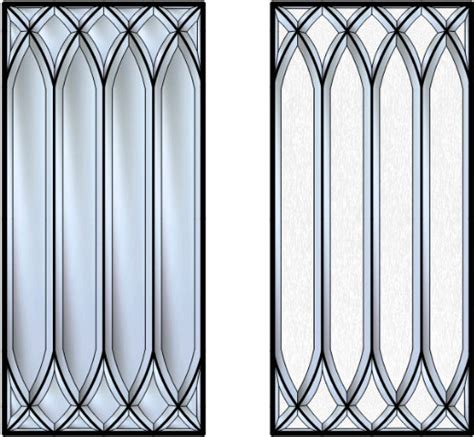 Glass For Cabinet Doors Inserts This Is A Stunning Beveled Glass Cabinet Insert Every Single Of Glass In This Design Is