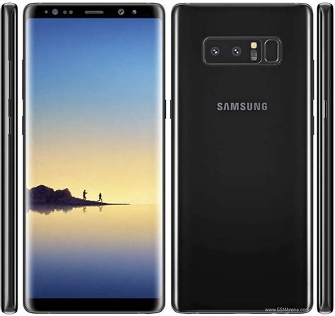 Samsung Note 8 Gsmarena samsung galaxy note8 pictures official photos