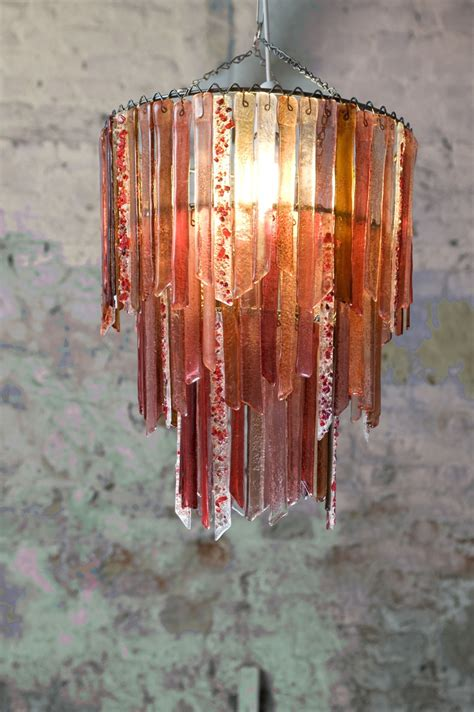 Recycled Glass Chandelier 28 Best Products Chandeliers Images On Recycled Glass Chandeliers And Fused Glass
