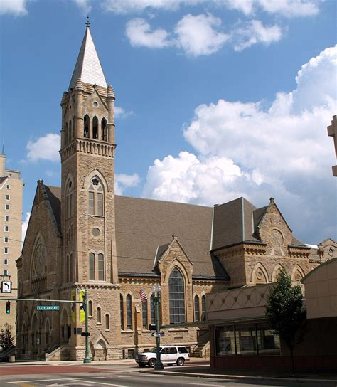 churches in cleveland